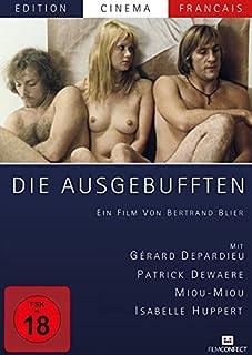 Die Ausgebufften (Les Valseuses) - Edition Cinema Francais Nr. 13 (Mediabook)