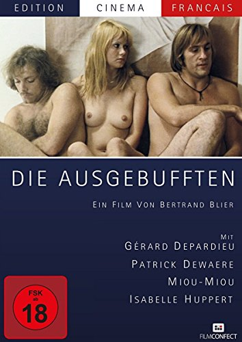 Bild von Die Ausgebufften (Les Valseuses) - Edition Cinema Francais Nr. 13 (Mediabook)