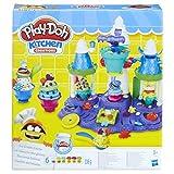Play-Doh- Castillo de Helados (Hasbro B5523EU6)