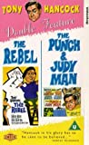 Video - The Rebel/The Punch And Judy Man [VHS]