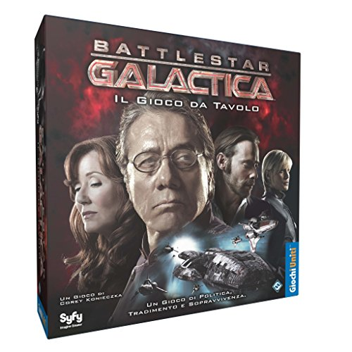 Unbekannt Giochi Uniti-Battlestar Galactica