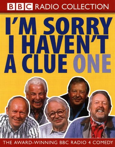 I'm Sorry I Haven't A Clue: Volume 1: Starring Humphrey Lyttelton & Cast Vol 1 (BBC Radio Collection)