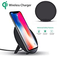Squarex Concision Tragbares Qi Sicheres Wireless Kabelloses Ladegerät  Charger Charging Stand Für IPhone 8/8