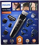 #9: (CERTIFIED REFURBISHED) Philips QG3387/15 9-in-1 Head to Toe Trimmer (Black)