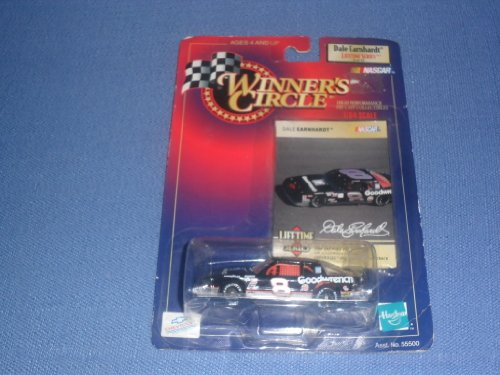 Dale Earnhardt #8 Goodwrench Lifetime Series 4 of 13 1988 Daytona 500 Winners Circle Diecast Car by Winners ()