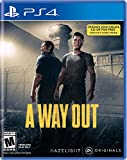 #10: A Way Out (PS4)- Multiplayer online only game