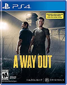 A Way Out (PS4)- Multiplayer online only game