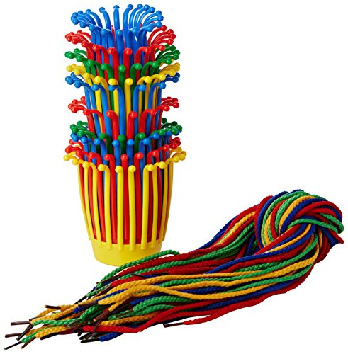 Play   Discover Basket Weaving 10 Baskets 3 Sizes with 35 Laces