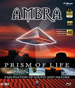 Ambra - Prism Of Life [Blu-ray] [2 DVDs]