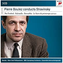 Pierre Boulez Conducts Stravinsky