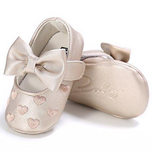 Etrack-Online  Ballet,  Baby Mädchen Ballett Gold