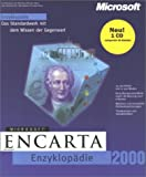 Microsoft Encarta 2000 CD Win 9x