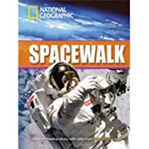 National Geographic Footprint Reading Library : Space Walk. inkl.  Multi-ROM