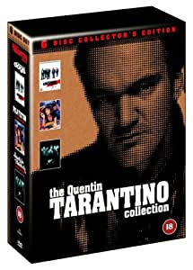 The Tarantino Collection: Reservoir Dogs/Jackie Brown/Pulp Fiction [DVD]