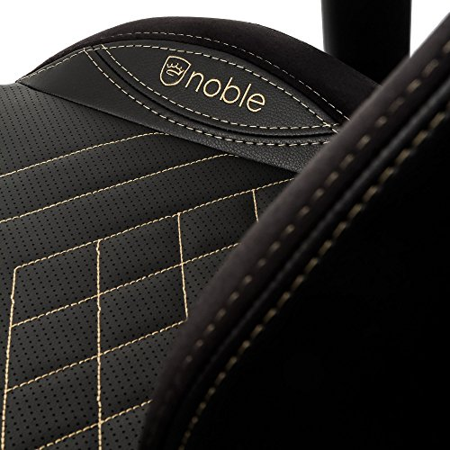 noblechairs EPIC Gaming Stuhl – schwarz/gold - 3