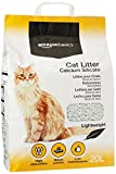 AmazonBasics - Katzenstreu aus Calciumsilikat, 20 l