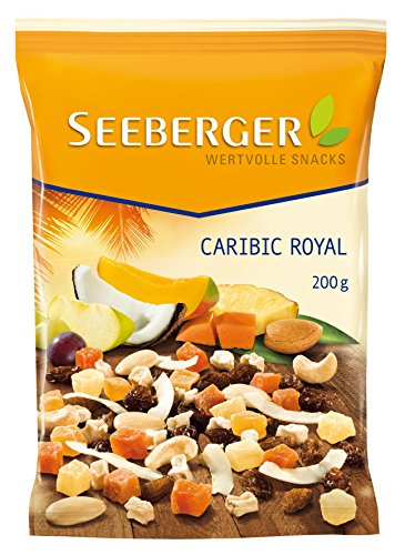 Preisvergleich Produktbild Seeberger Caribic Royal,  6er Pack (6x 200 g Packung)