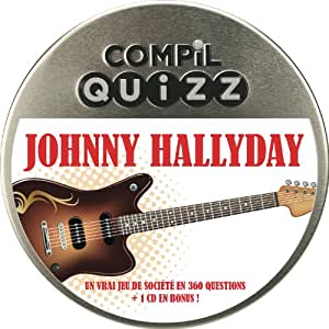 Compil Quizz Johnny Hallyday