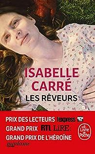Les Reveurs Isabelle Carre Babelio