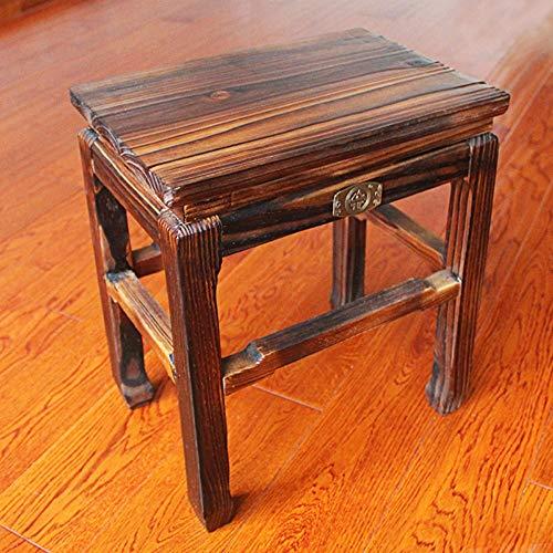Lifex antique chinese fir change scarpa panchina poggiapiedi per adulti panca per divano per divano sgabello per bambini rettangolo sedile per la casa sedia da toeletta, mortasa e tenone artigianato