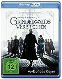 Phantastische Tierwesen: Grindelwalds Verbrechen (3D Blu-ray) [Blu-ray]