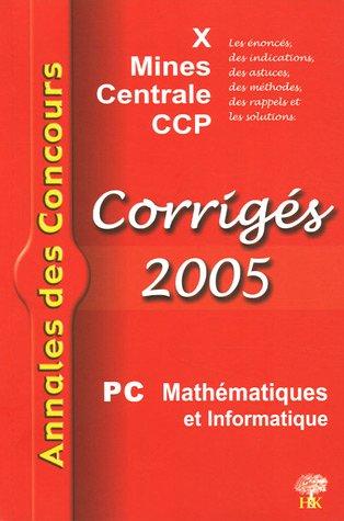 Mathématiques et Informatique PC par Vincent Puyhaubert