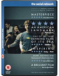 The Social Network (2-Disc Collector's Edition) [DVD] [2011]
