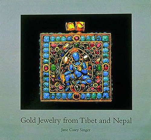 Gold Jewelry from Tibet and Nepal