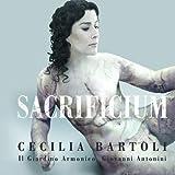 Songtexte von Cecilia Bartoli - Sacrificium