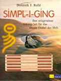 Simpl-I-Ging, 6 Orakelstäbe m. Buch