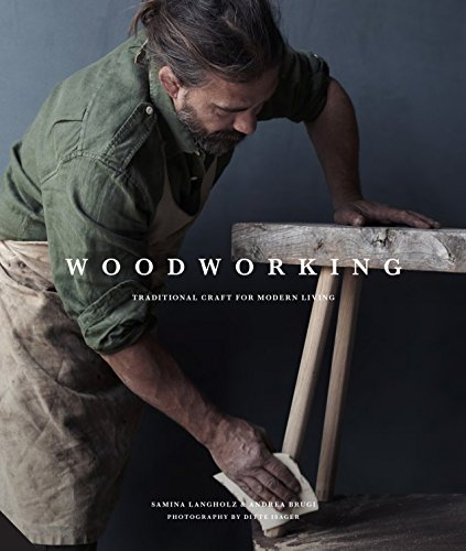 Woodworking: Traditional Craft for Modern Living por Andrea Brugi