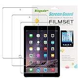 3 x Bingsale Displayschutzfolie iPad Air 2/iPad Air Displayschutz Schutzfolie Folie