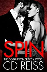 Spin (A Mafia Romance): Corruption Series #1 (The Corruption) (English Edition)