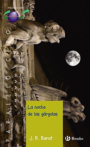 La noche de las gárgolas par J. R. Barat