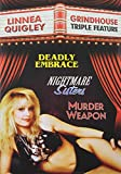 Linnea Quigley Grindhouse Triple Feature [DVD] [US Import] [NTSC]