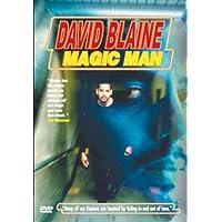 David Blaine - Magic Man