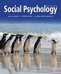 Cengage Advantage Books: Social Psychology by Saul Kassin (2013-02-11)