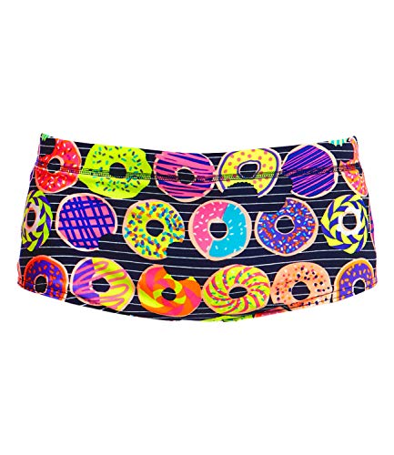 Funky Trunks Boys Classic Trunks Dunking Donuts Badehose (AUS 10/152) -