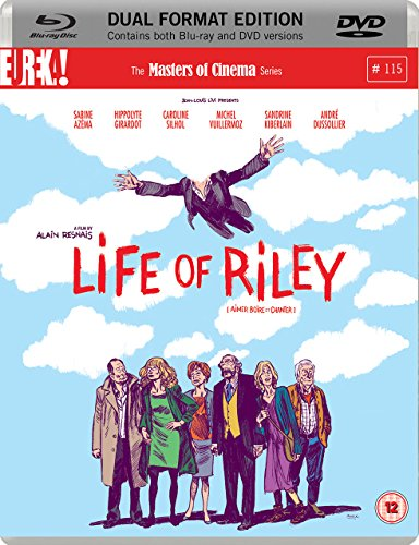Bild von LIFE OF RILEY (2014) (Masters of Cinema) Dual Format (Blu-ray & DVD) [UK Import]
