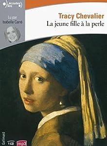 """Afficher """"La jeune fille à la perle (livre audio)"""""""
