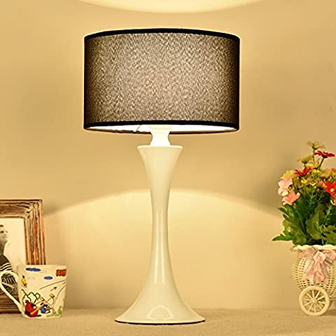 YYHAOGE Indoor Desk Lamp, Iron Art Cloth, Desk Lamp, Study, Eye Care Desk Lamp, Living Room Decoration Lamp,Dimmer Switch,Table Lamp,Desk Lamp,Reading Lamp