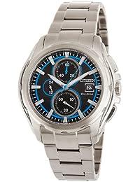 Citizen Eco-Drive Chronograph Men's Watch - CA0270-59E