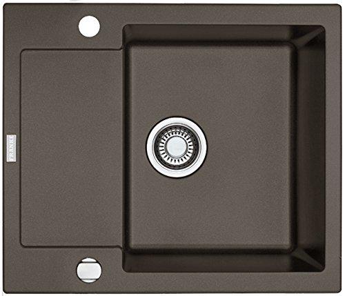 Preisvergleich Produktbild Franke Maris MRG 611-62 Umbra Fragranit Spülbecken Küchenspüle Einbauspüle Grau