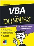 VBA für Dummies. Ihr ganz persönliches Office gestalten.