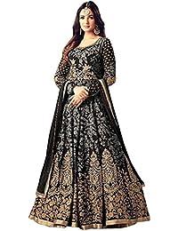 Manish Trading Women's Cotton Full Flare Party Wear And Casual Wear Long Kurti For Women, Kurtis For Women, Jaipuri...
