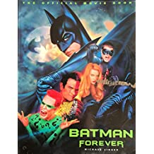 Batman Forever Movie Book Pb: The Official Movie Book