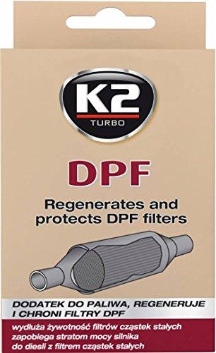 K2 - Aditivo para Motor Diesel para Filtro de partículas Die.