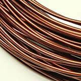 Atargoods Enamelled Multi Purpose Copper Wire, 18 Gauge, 10 m Length with OTG
