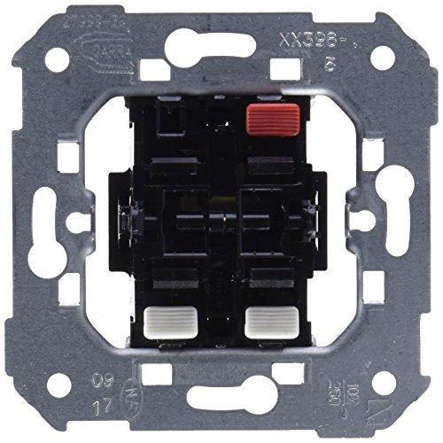 Simon 75398-39 - Conjunto de 2 interruptores, 10AX, 250V con sistema de...