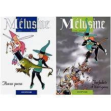 2 BD pour le prix d'1 : Mélusine, tome 7 + le tome 6 gratuit